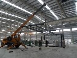 厂房内吊装